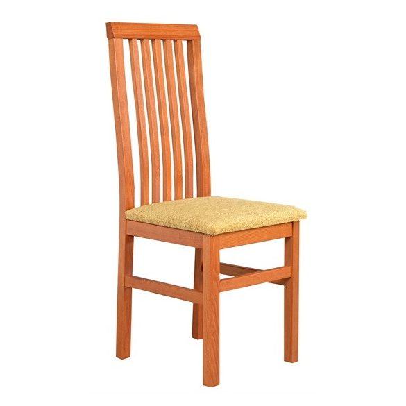 J - Rita tömörfa szék választható kárpittal