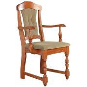 J - Romanc karfás szék