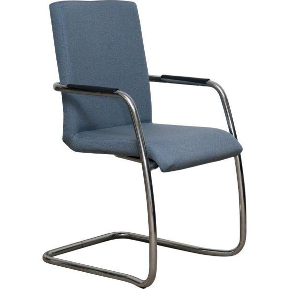 L - Blues ST Karfás szánkótalpas szék