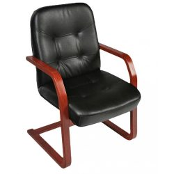L - Executive visitor szánkótalpas szék