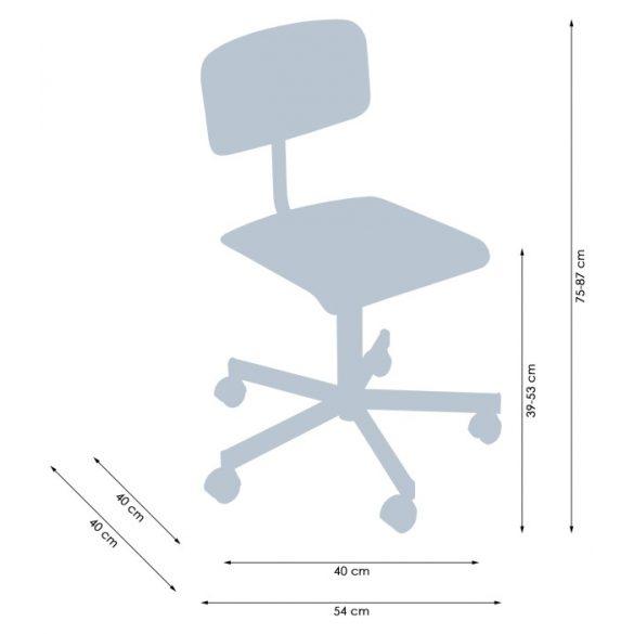 L - Factory lift szék