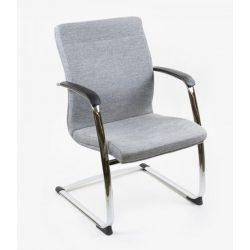L - Hanna visitor szánkótalpas szék
