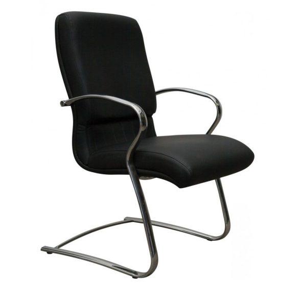 L - Reno visitor szánkótalpas szék