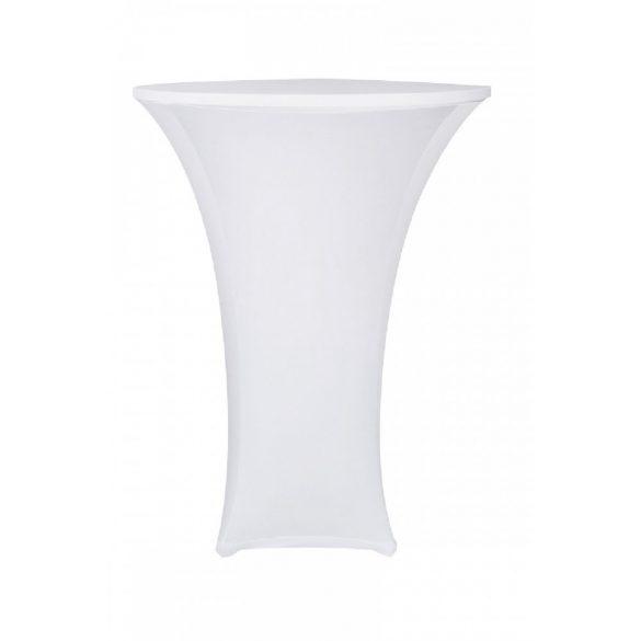 M - Flex HIT K asztalszoknya - fehér színben