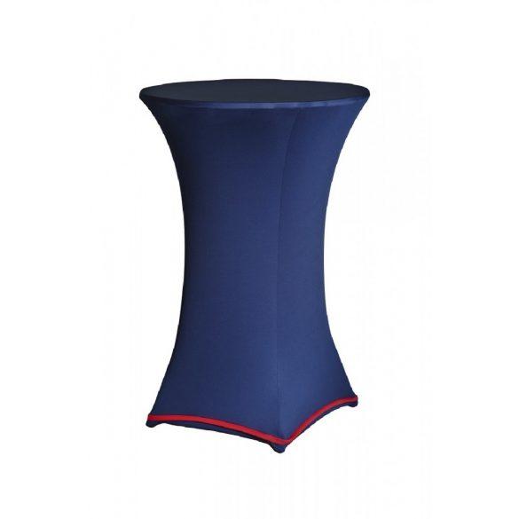 M - Flex LUX k asztalszoknya - kék színben