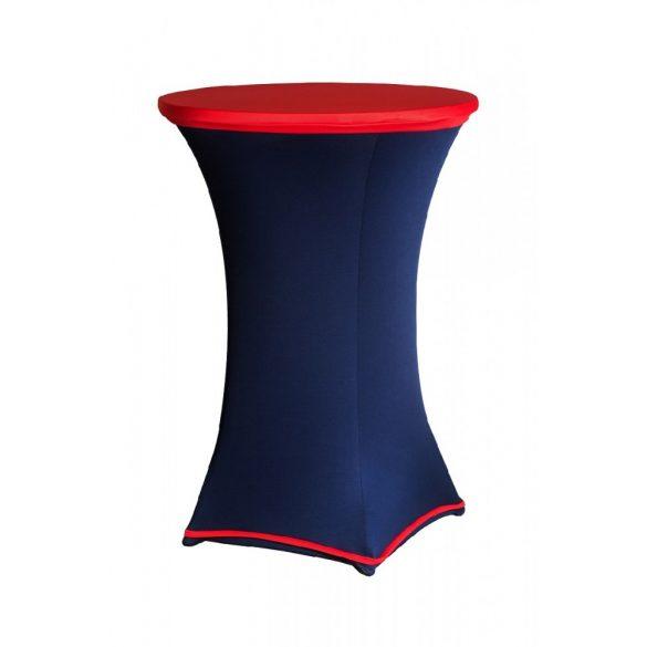 M - Flex NK LUX asztalszoknya - kék színben