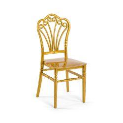 M - Lord esküvői szék - arany színben