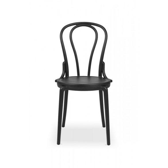M - Monet kültéri szék - fekete színben