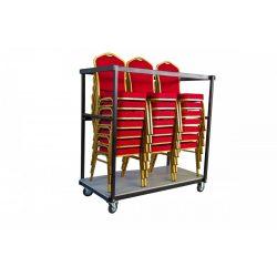 M - WK3 bankett szék székszállító és tároló kocsi