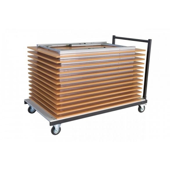 M - WS2 bankett asztalszállító és tároló kocsi