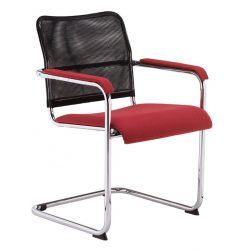 T - Rumba hálós szánkótalpas szék