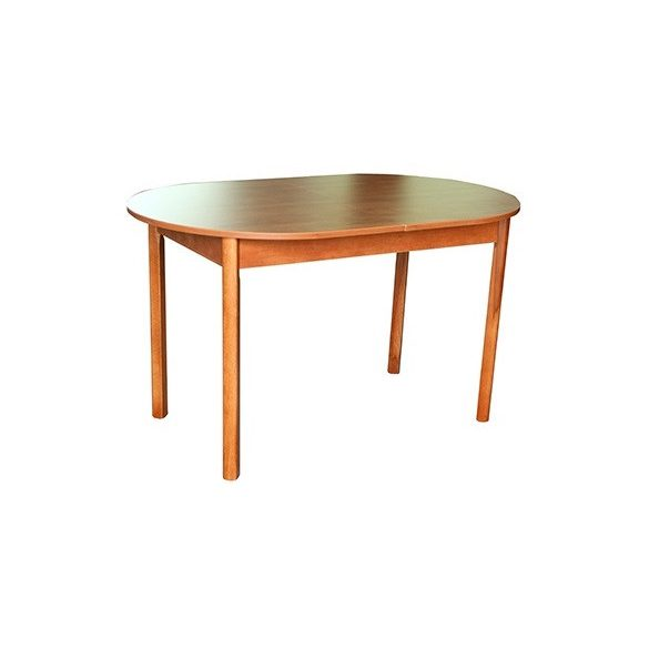 S - Ovál asztal 130/170x80 cm