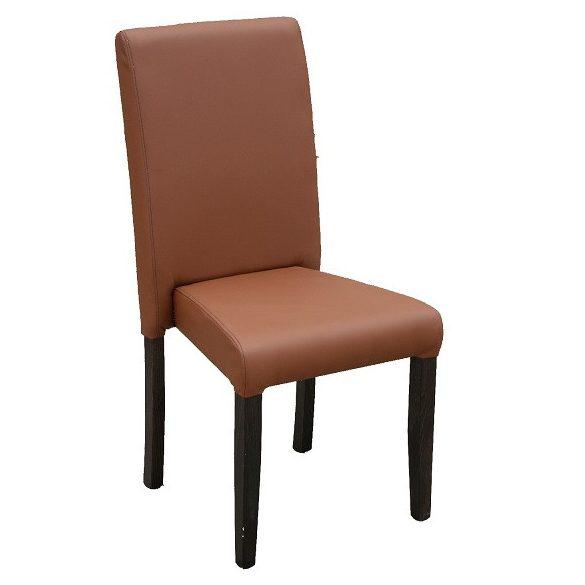 S - Berta rakásolható fa szék választható kárpittal
