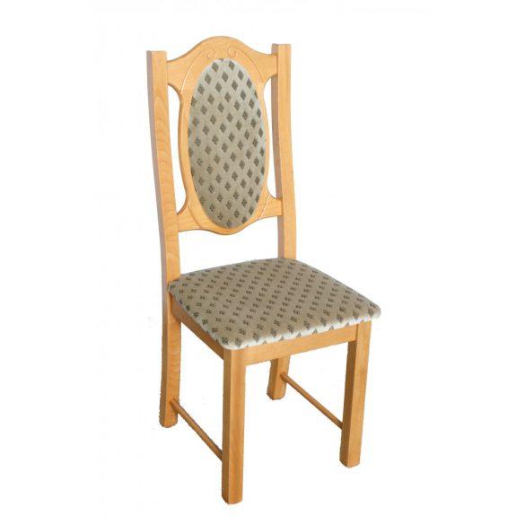 S - Kuba fa szék választható kárpittal