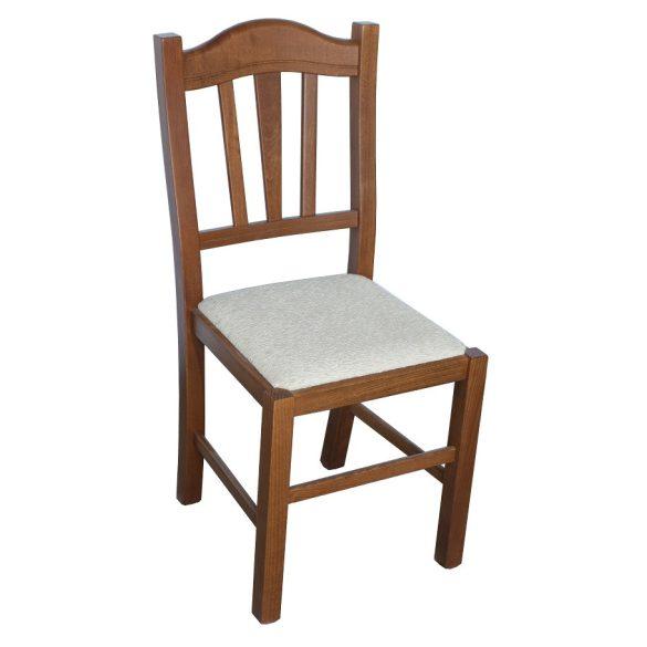 S - Szilvana fa szék választható kárpittal