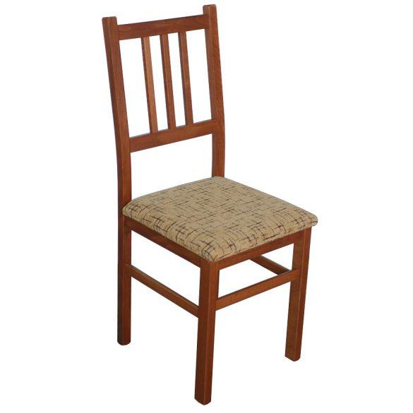 S - Velence fa szék választható kárpittal