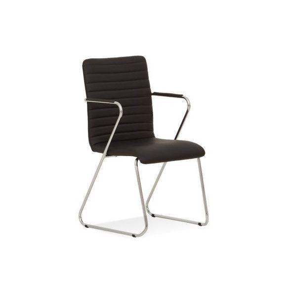 T - Task szánkótalpas szék